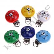 Motiv clip Fussball