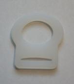 Silikonringe für breites Band