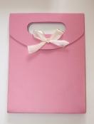 1 Geschenktüte Rosa 125x165x60mm