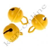 1 Glöckchen Gelb 15mm