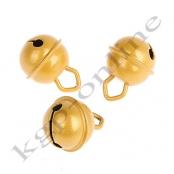 1 Glöckchen Gold 15mm