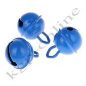 1 Glöckchen Mittelblau 15mm