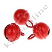 1 Glöckchen Rot 15mm