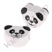 1 Motivperle Mini Panda horizontal