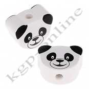 1 Motivperle Mini Panda Vertikal