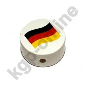 1 Motivscheibe Flagge Deutschland