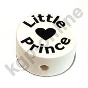 1 Scheibe Druck Little Prince Weiß