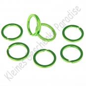 1 Schlüsselring Grün 25mm