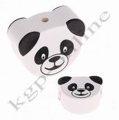 1 Set Motivperle Mini und Maxi Panda