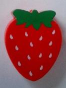 *1 x Erdbeere Rot