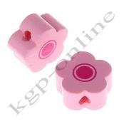 1 x Miniblümchen Rosa