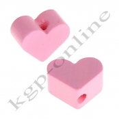 1 x Miniherz xs Rosa Vertikal
