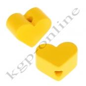 1 x Miniherz xs Gelb Vertikal