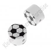 1 x Scheibe Fussball 16mm