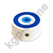 1 x Scheibe Nazar-Auge Blau