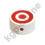 1 x Scheibe Nazar-Auge Rot