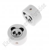 1 x Scheibe Panda Bär