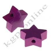 1 x Stern Purpurlila 20mm