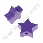1 x Stern Blaulila 20mm