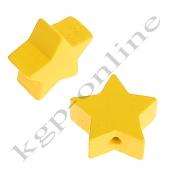 1 x Stern Gelb 20mm