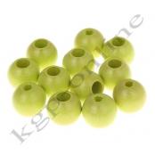 25 Sicherheitsperlen 12 mm Lemon (27)