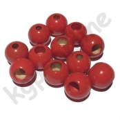 25 Sicherheitsperlen 12 mm Rot (7)