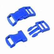 1 Klickschnalle Blau