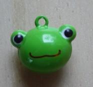 Motivglöckchen Frosch