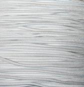 5m Gummiband, Stretchgummi 1,8mm Weiß