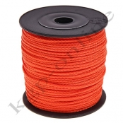 5m PP-Polyesterkordel 1,5mm Orange
