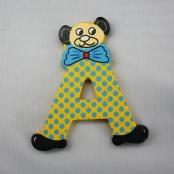 Buchstabe Teddy A