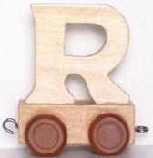 Buchstabenzug R