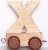 Buchstabenzug X