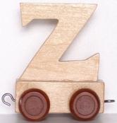 Buchstabenzug Z