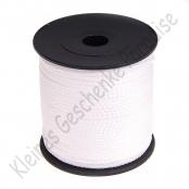 100m PP-Polyesterkordel 1,5mm Weiß