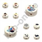 *1 x 10er Set Maritime Serie